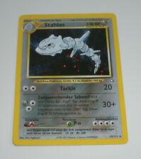 Pokemon Neo Genesis - Stahlos Holo - 15/111 - NM - Deutsch