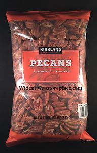 Kirkland Signature Pecan Halves 2 Pounds