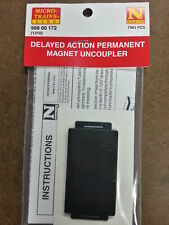 Micro-Trains 98800172 - Delayed Action Permanent Magnet Uncoupler - N Scale