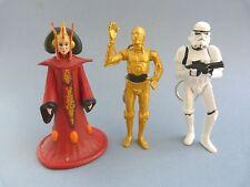 Lot de 3 porte-clés STAR WARS - C3PO - Amidala - Stormtrooper