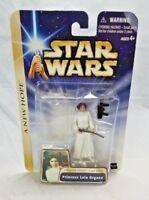 Star Wars A New Hope Death Star Captive Princess Leia Organa  2004 Hasbro