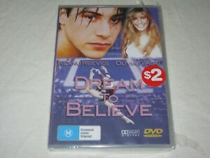Dream To Believe - Brand New & Sealed - Region 4 - DVD