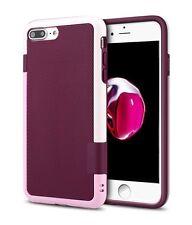 iPhone 7 Plus Case, Amotus Hybrid 3 Color Impact Resistant Slim Cute Women Girls