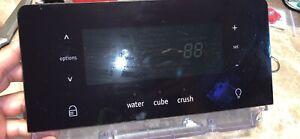 Frigidaire Gallery 242058230 Refrigerator user interface