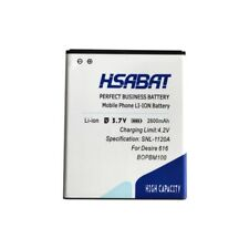 HSABAT 2600mAh BOPBM100 Battery for HTC Desire 616 D616w v3 D616H d616d