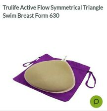 Trulife Active Flow Triangle Prosthesis -  Breast Form 360 Size 3