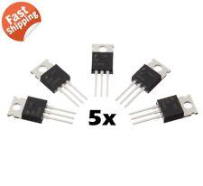 5 x FQP30N06L N-Channel MOSFETS 60V 32A 0.035 ohms - US Seller