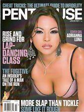 PENTHOUSE Magazine November 2012 Adrianna Luna  with free gift