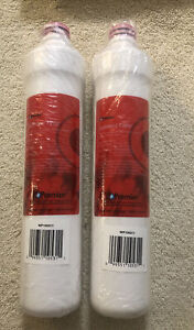 Lot of 2 Premier Sediment Water Filter 105311 Red - NEW Never Used.