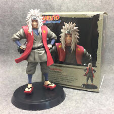 Anime Naruto Shippuden Jiraiya Action Figure Statue Figurines Toy Gift