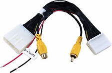 Reverse/Backup Camera Harness Wiring Retention/Addition For Scion Toyota