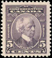 1927 Mint NH Canada F-VF Scott #144 5c Confederation Anniversary Issue Stamp