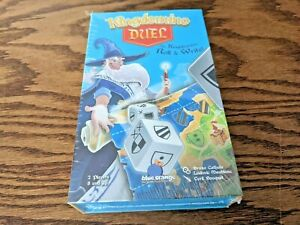 Kingdomino Duel Board Game Card Tabletop Game Brand New Blue Orange Games