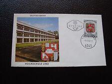 AUTRICHE - enveloppe 1er jour 9/12/1966 (B7) austria