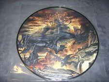 SETHERIAL-ENDTIME DIVINE marduk,dark funeral,naglfar 2003 REGAIN PICTURE DISC!