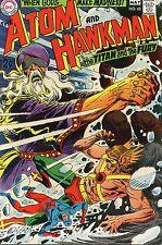 THE ATOM AND HAWKMAN Comic #42. VF(8).