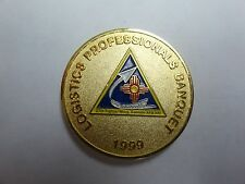 CHALLENGE COIN OLDER PRIVATE COLLECTION 27TH FIGHTER WING CANNON AFB NEW MEXICO