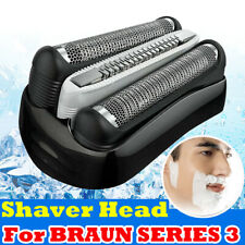 Shaver Replacement Foil Razor Head Cutter For Braun Series 3 32B 32S 340S 320
