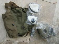 Gasmaske mit Tragetasche aus Militärbeständen Mint Gasmaskbag complete Softair