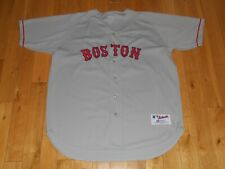 Vintage 2004 Russell DAVID ORTIZ BOSTON RED SOX Men Authentic MLB Team JERSEY 52