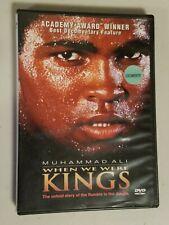 When We Were Kings (DVD, 2002) Muhammad Ali