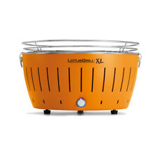 Barbacoa LotusGrill XL G435 Sin Humos Mandarina