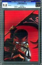 Black Terror #1 (Dynamite 2008) Ross Virgin Variant CGC 9.8, White! Nice!