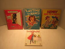 4 Different Childrens Kids Books Little Red Riding Hood Playtime For Nancy