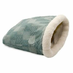 "K&H Pet Products Kitty Crinkle Sack Teal 17"" x 17.5"" x 4.5"" KH3395"