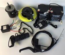 24 volt 100 Watt Electric Scooter Bike Conversion Upgrade Kit
