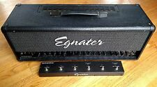 Egnater Vengeance 120W Tube Guitar Amp Head Amplifier High Gain! w/Footswitch