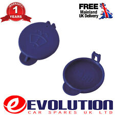WINDSCREEN WASHER BOTTLE TOP CAP BLUE FITS FORD FIESTA MK5 05-08, 5S6117632AB