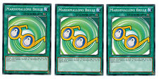 3 X Marshmallons Brille YGLD-DEC35, Common, Playset, Mint