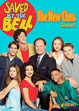 Saved By the Bell - The New Class: Season 5 (DVD, 2005, 4-Disc Set)