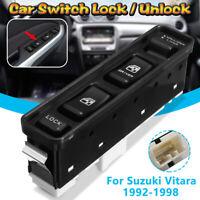 Electric Master Power Window Control Switch For Suzuki Vitara 1992-1998  .-