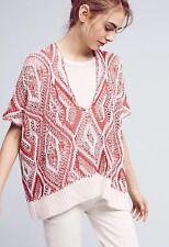 NWT Sita Murt Anvi Poncho Pullover Sweater Size Medium