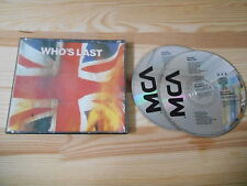 CD Rock The Who - Who's Last 2CD (17 Song) MCA REC Daltrey