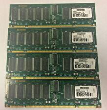New 2GB (4x512MB) Compaq/DEC/Digital PC100 200-Pin SDRAM DIMM Kit (3X-MS8AA-CB)