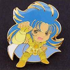 Movic Saint Seiya Pins Collection Metal Alloy Vol 1 Gemini Saga