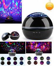 Calming Autism LED Light Sensory Toys Projector Multicolour Sky Star Lamp USB UK