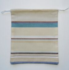 Handmade draw string vegetable bags. Lots of uses. Rescued fabrics. Washable.