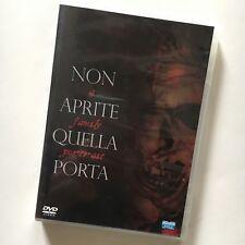 NON APRITE QUELLA PORTA A FAMILY PORTRAIT RARO DVD FUORI CATALOGO - EAGLE HORROR