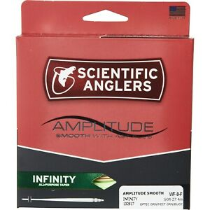 BRAND NEW Scientific Anglers Amplitude Smooth Infinity Fly Line - 9WT- WF9F