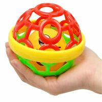 Bouncing Ball Multicolor Newborns Activity Children Kids Baby Educational Toy