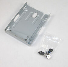 """NEW 2.5"""" Hard Disk Drive Metal Mounting Kit Bracket for PS3 SuperSlim CECH-400X"""