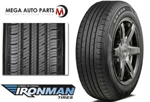 1 Ironman By Hercules GR906 205/70R14 95T All Season M+S Traction Touring Tires