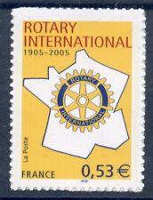 STAMP / TIMBRE FRANCE NEUF AUTOADHESIF N° 52 ** ROTARY CLUB INTERNATIONAL