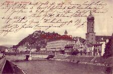 1911 GRAZ vom MURQUAL - AUSTRIA