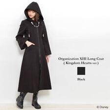 Organization XIII LONG Coat  Kingdom Hearts   Japan secret honey