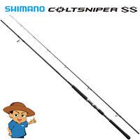 Shimano COLTSNIPER SS S106MH Medium Heavy fishing spinning rod 2019 model